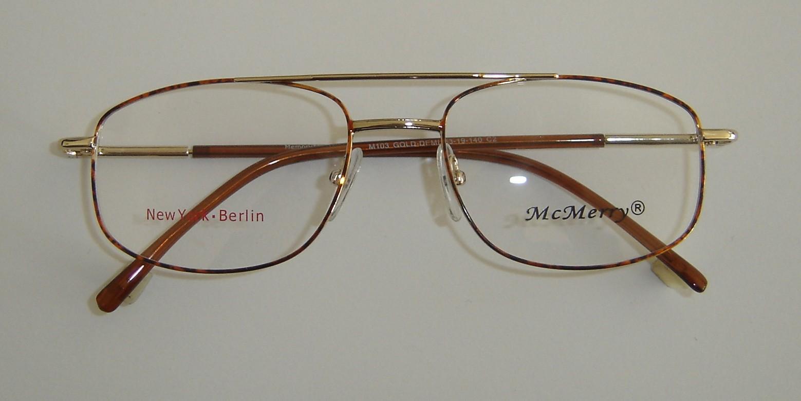 Spezial Collection Memory Titanium Brillenfassungen