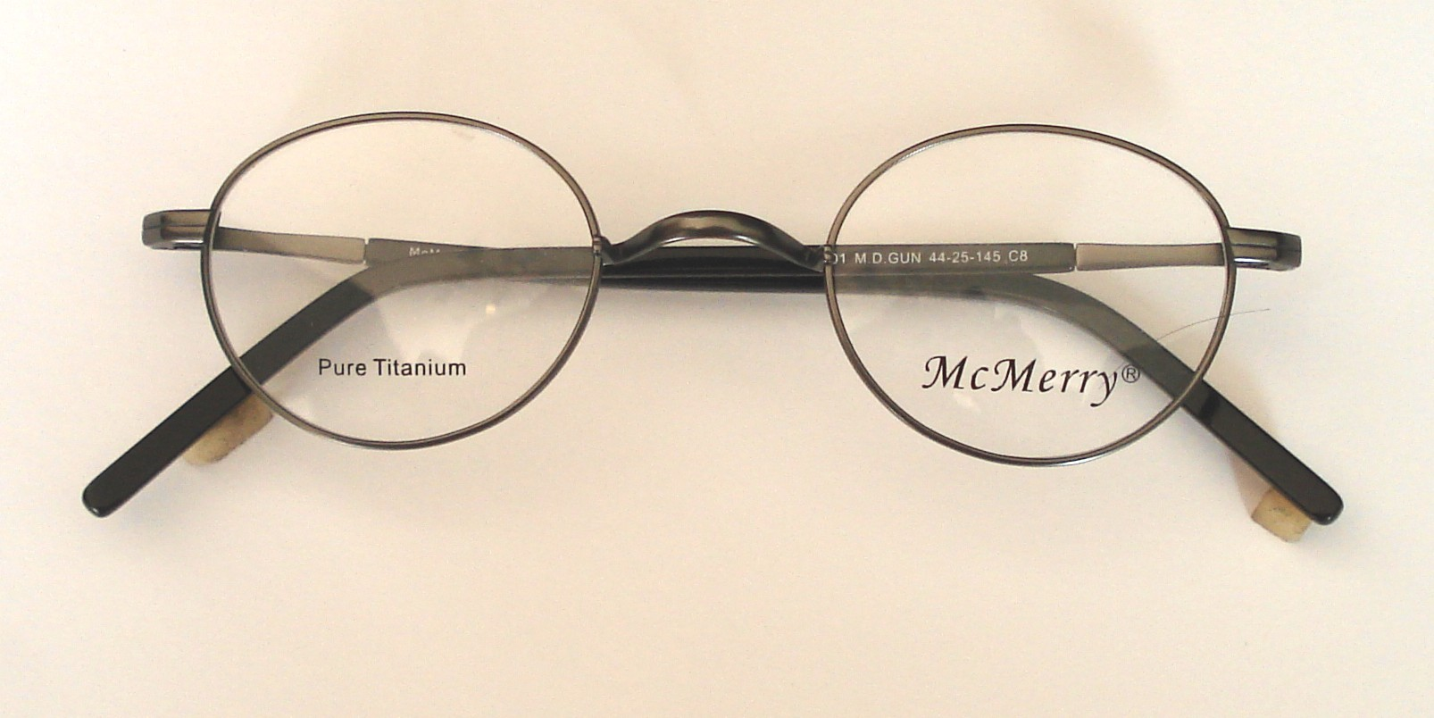 McMerry Pure TITAN Collection Lupenbrillen Systemträger Optical Frame